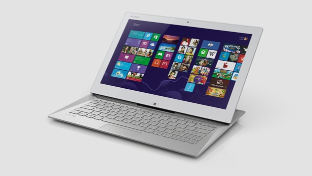 Sony Vaio Duo 13 Now Available