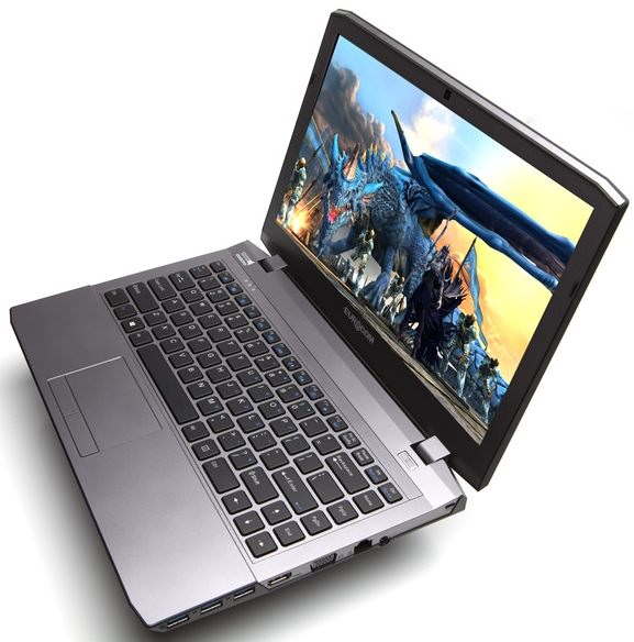 Eurocom M3 13.3-Inch Gaming Laptop with Core i7-4930MX and GTX 765M