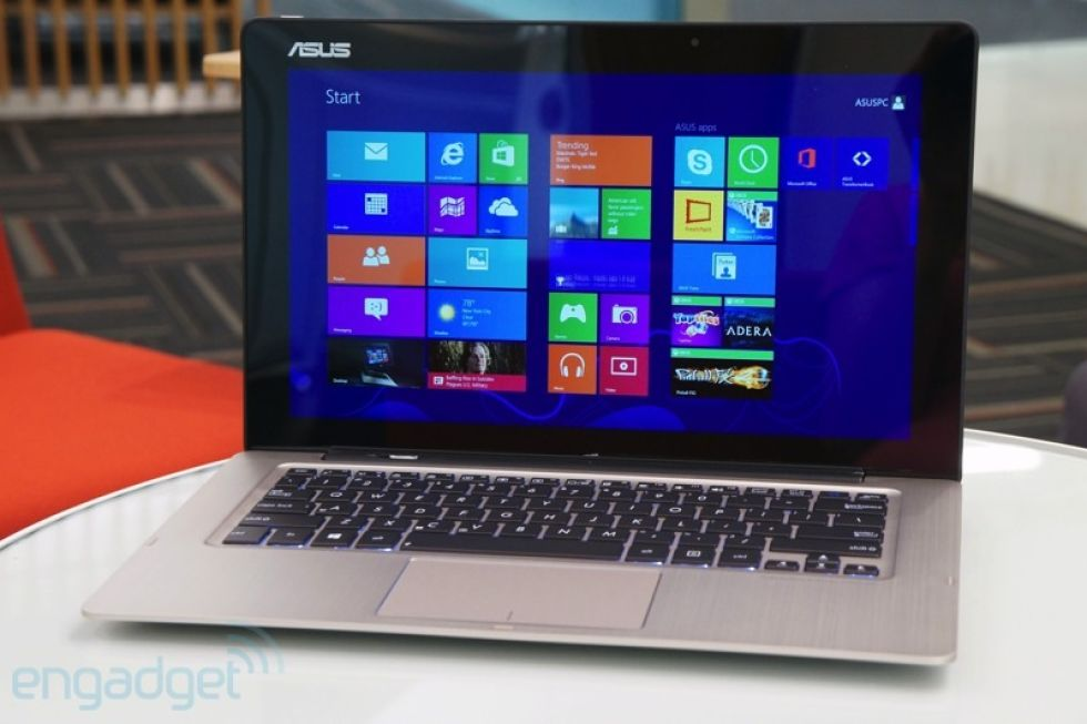 Asus Transformer Book T300 Intel Haswell Utrabook and Tablet in One