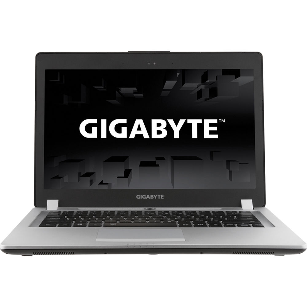 Gigabyte P34G v2 Gaming Laptop with GeForce GTX 860M Discrete Graphics Processor
