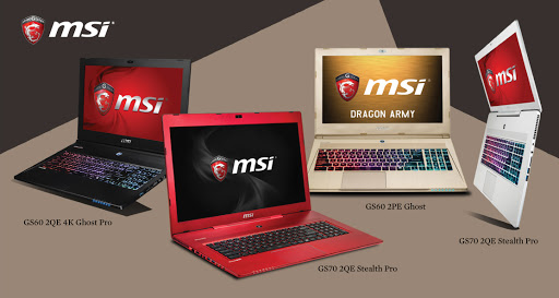 MSI GS60 Ghost Pro 3K Gaming Laptop Now Available
