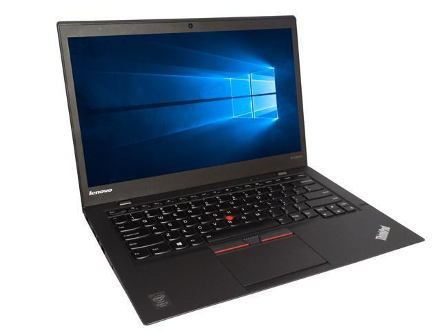 Lenovo ThinkPad X1 Carbon Ultrabook (3rd Gen) with 5th Gen Intel Broadwell CPU