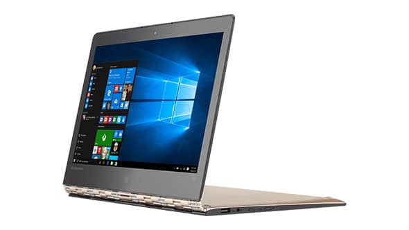 Lenovo YOGA 900 Convertible Laptop Now Available in US