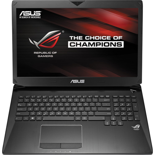 ASUS G750JZ-DS71 with GeForce GTX 880M Gaming Laptop