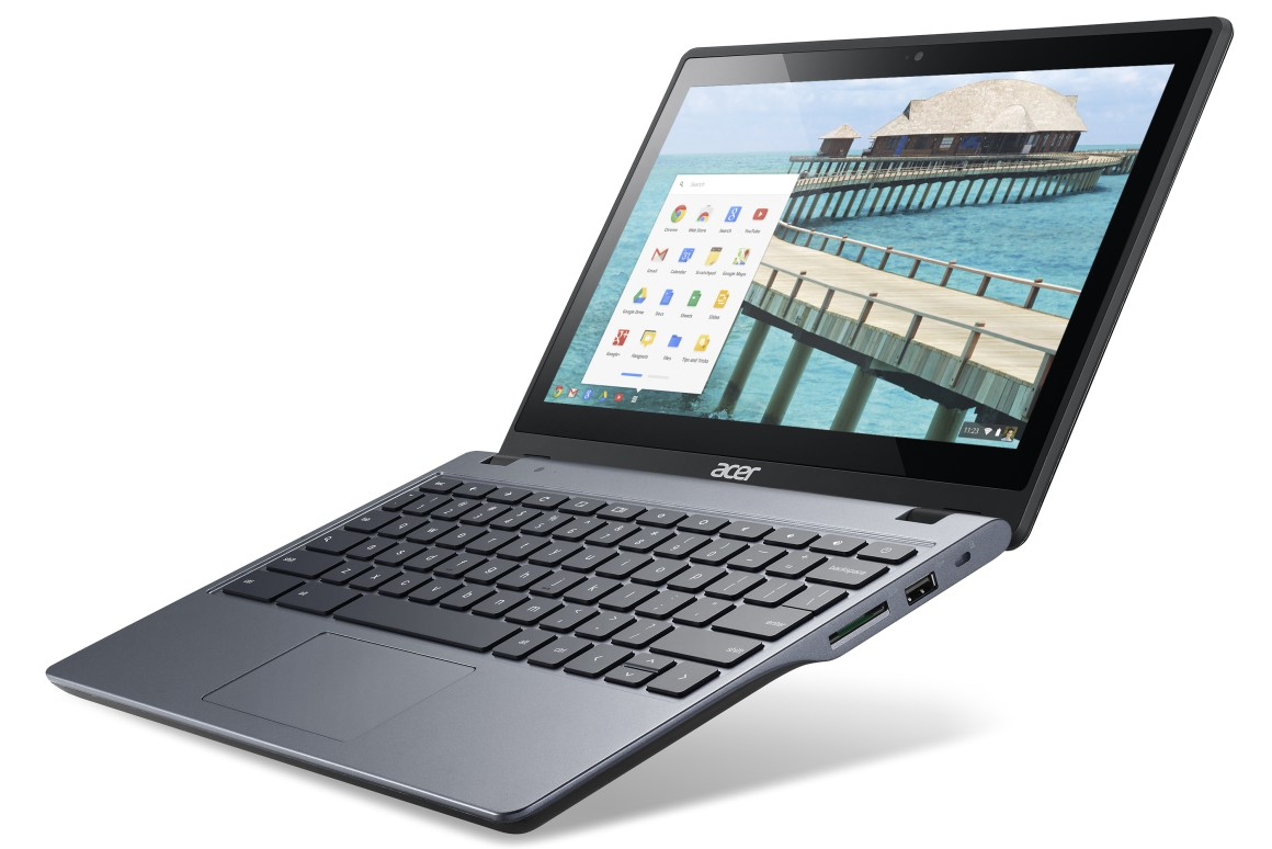 Acer Chromebook C720P The First Touchscreen Chromebook