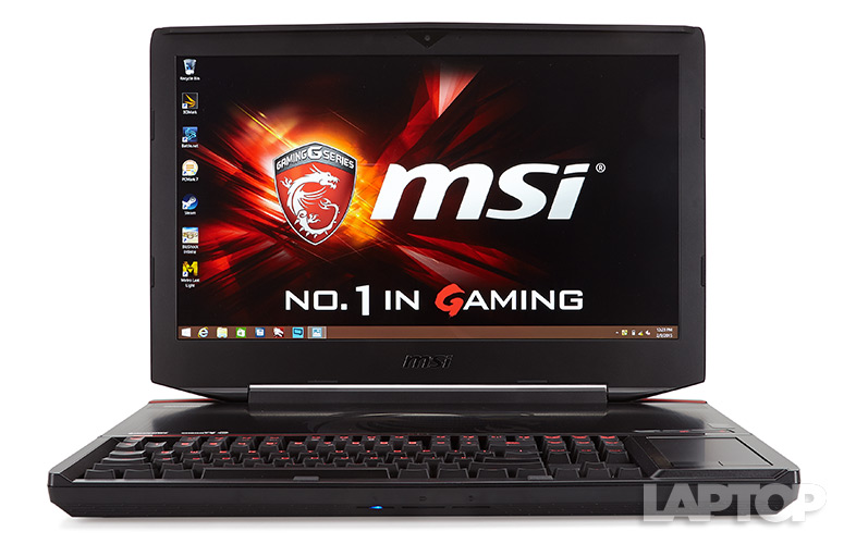 MSI GT80 Titan SLI Gaming Laptop with Mechanical Keyboard Now Available
