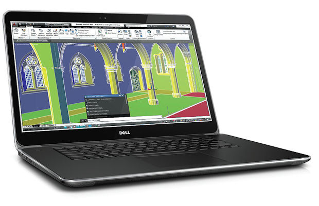 Dell Precision M3800 Workstation Now Official