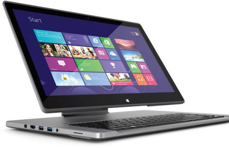 Acer Aspire R7 Notebook Specifications