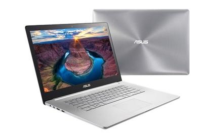 Asus Zenbook NX500JK 15.6-inch 4K Ultrabook