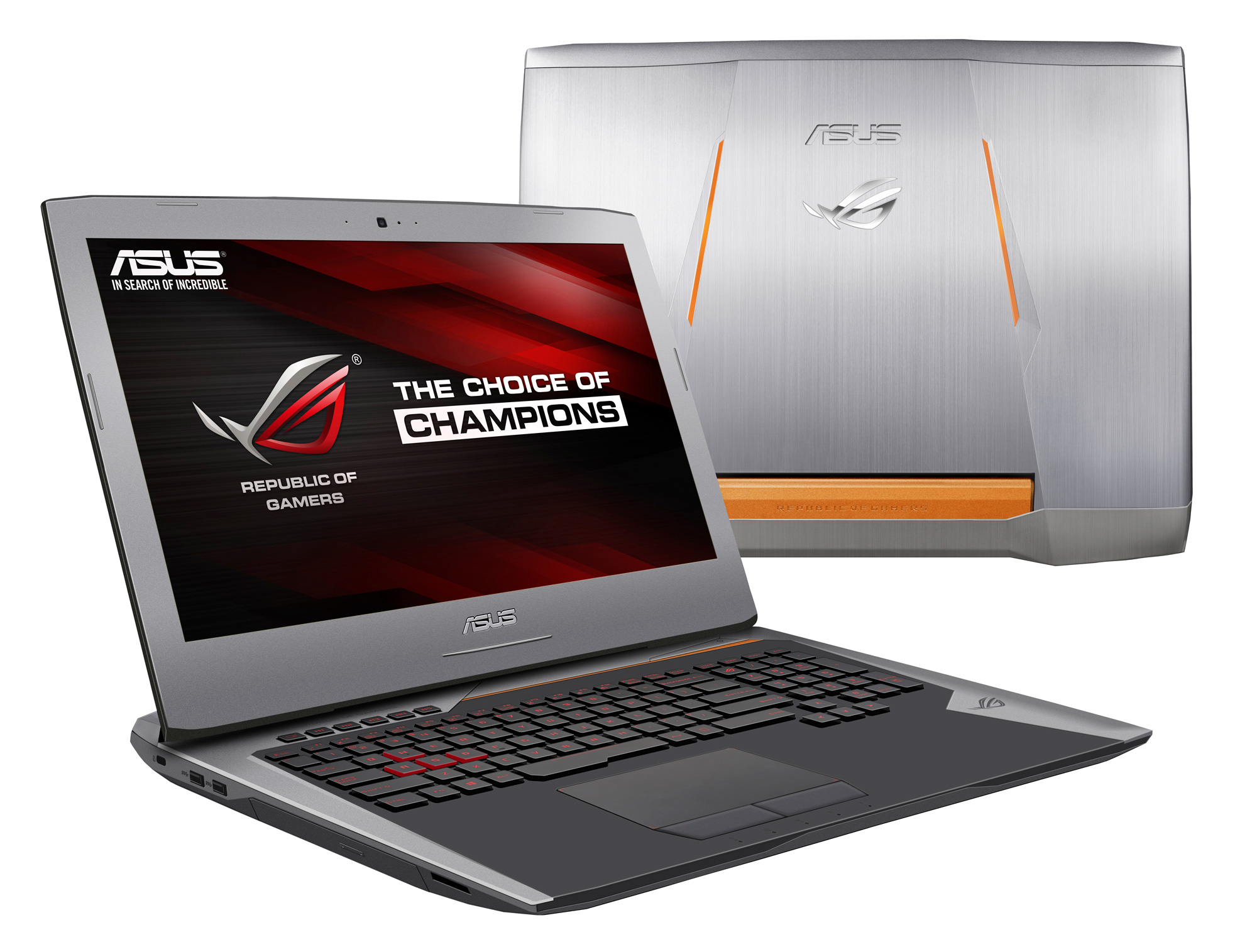 Asus G752 Gaming Laptop Now Available