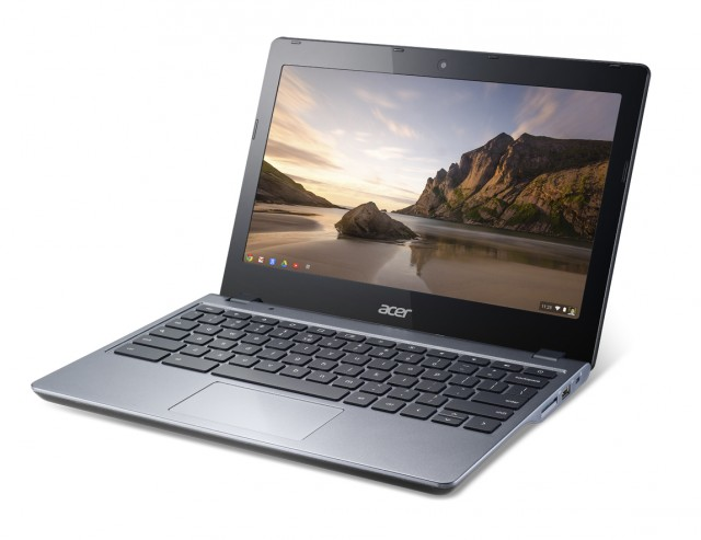 New Acer Chromebook 2013 Edition