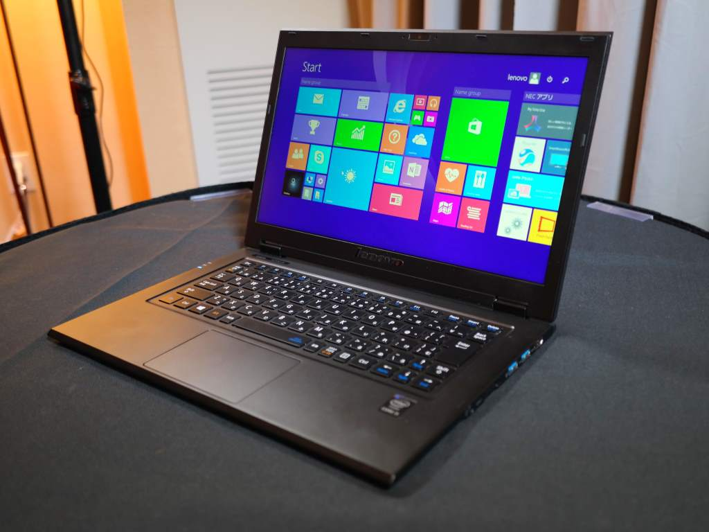 Lenovo LaVie Z Ultrabook