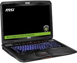 MSI WT70 2OL 17.3-inch Workstation Laptop