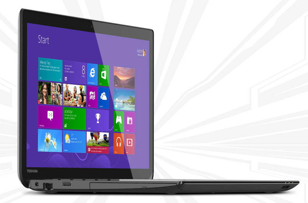 Toshiba Satellite S55-A5257 Powered by Intel Core-i7 Haswell Quad Core Processor