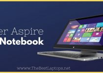 Acer Aspire R7 Notebook
