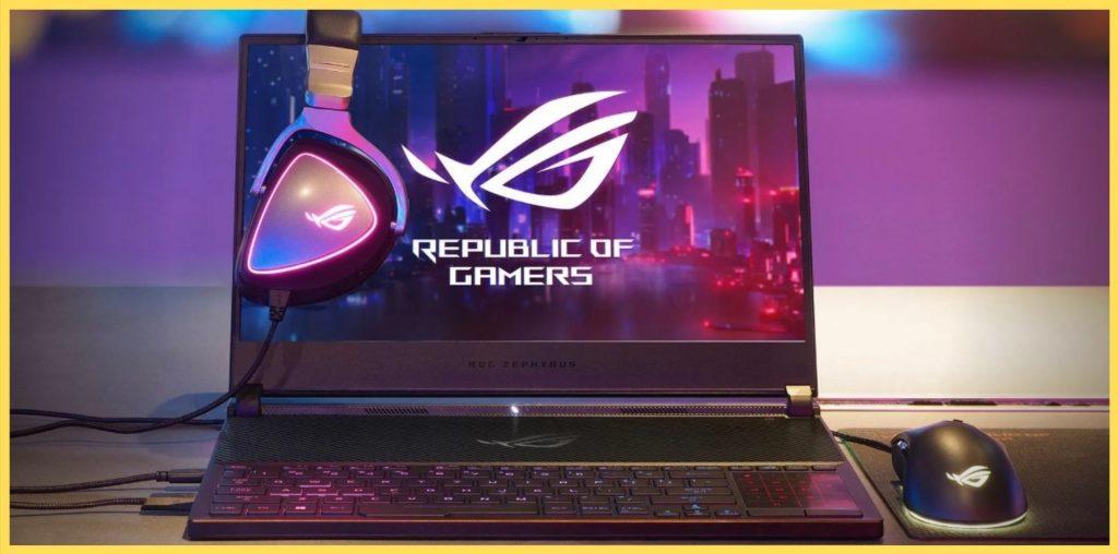 ASUS ROG GX500 4K Gaming Laptop