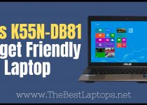Asus K55N-DB81 Budget Friendly Laptop