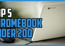 Best-Chromebook-Under-200