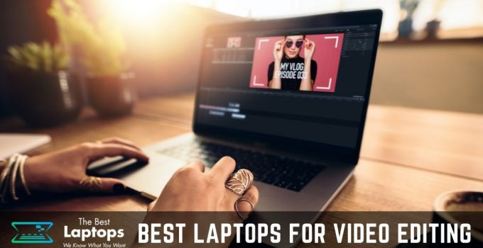 video edit laptop
